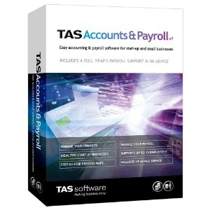 TAS Books for Accountants